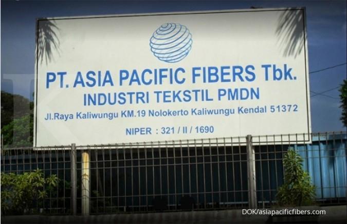 Asia Pacific Fibers perkuat nilai tambah produk