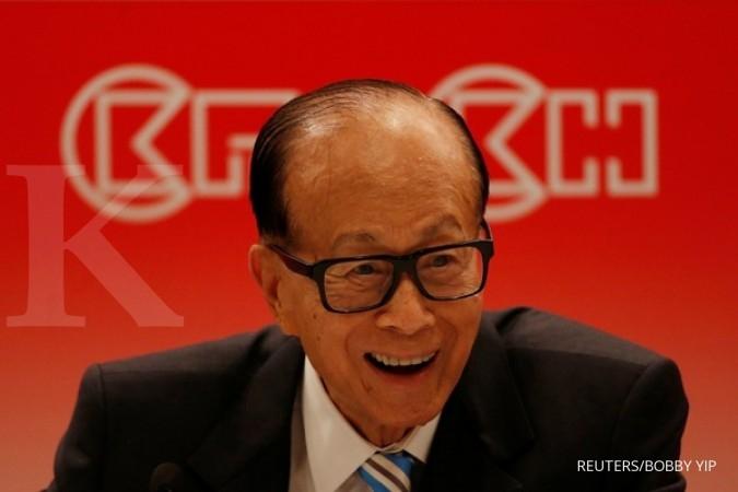 Li Ka-shing pertahankan posisi teratas 50 orang tajir Asia versi Forbes
