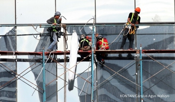 Investasi naik, penyerapan tenaga kerja turun