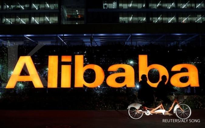 Pesta diskon dibuka, Alibaba raih US$ 8,6 miliar