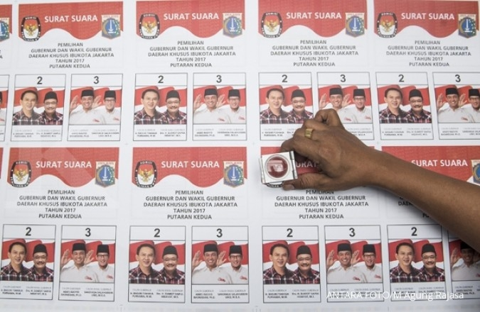 KPU DKI serukan pilkada yang damai