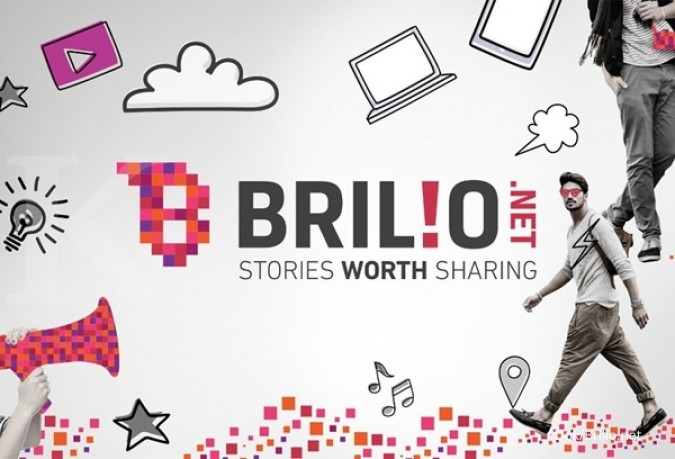 Jumlah pembaca Brilio.net tumbuh 139%