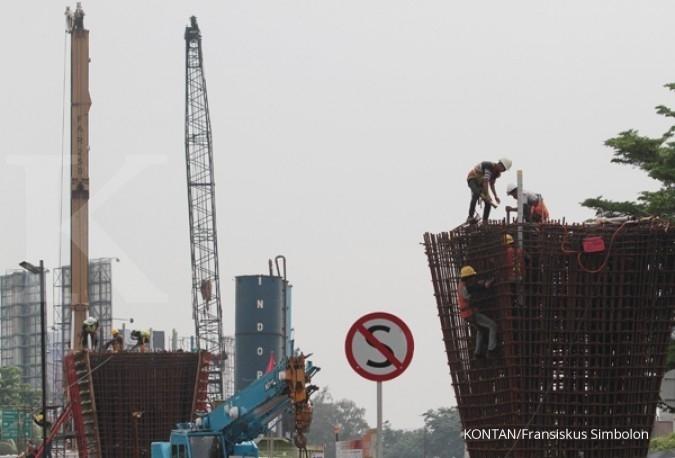 Jakpro: Fisik LRT Jakarta sudah 90% akhir tahun