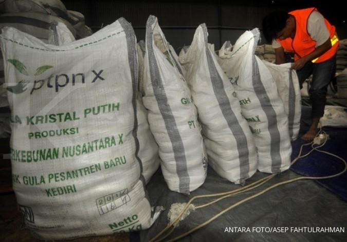 Bulog akan tetap serap gula PTPN dan petani
