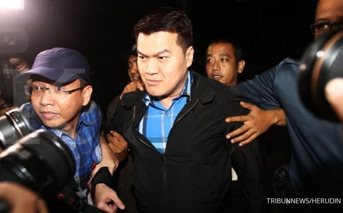 KPK found US$200,000 during Andi Narogong's arrest