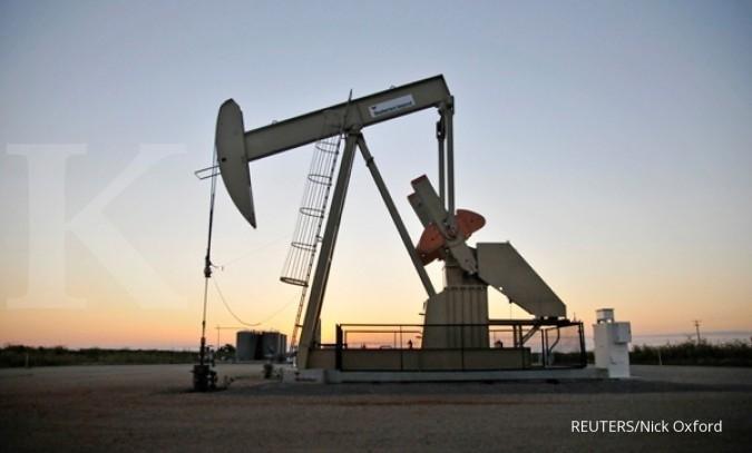 Laju harga minyak kembali tertahan