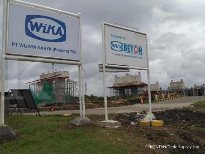 WIKA CMNP Wijaya Karya dan Citra Marga Nusaphala inisiasi tol Ancol-Tanjung Priok