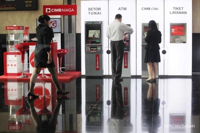 BNGA 50% kartu debit CIMB Niaga sudah berchip