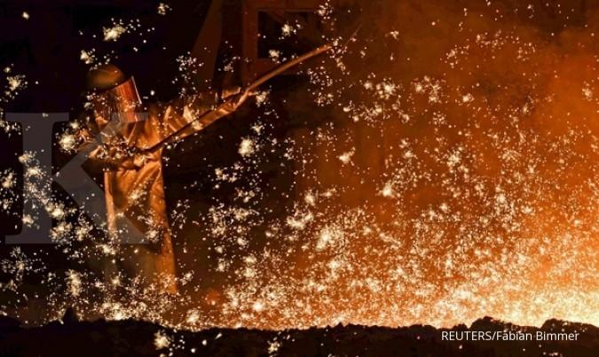 Morowali jadi sasaran pabrikan baja China