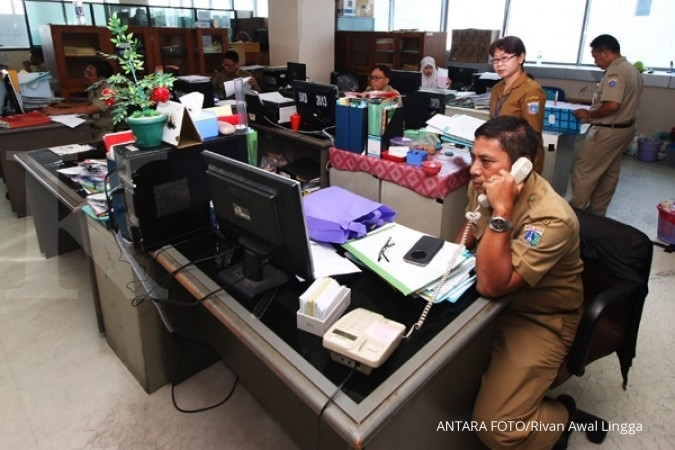 Gaji PNS DKI Jakarta diturunkan? Ini penjelasannya
