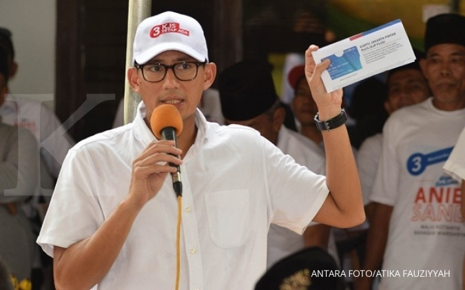 Sandiaga to be grilled in land embezzlement case