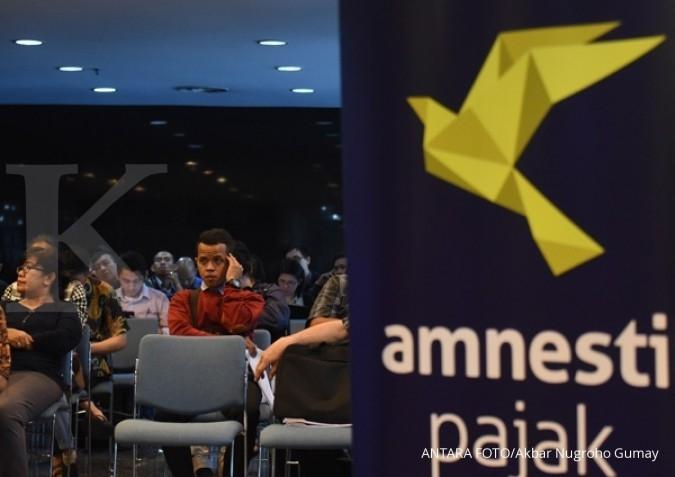 Aliran likuiditas dari program tax amnesty