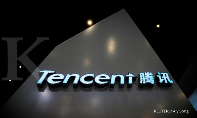 Tencent beli 5% saham Tesla