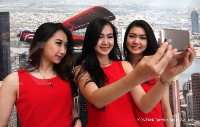LG G6 mendarat di Indonesia akhir April ini