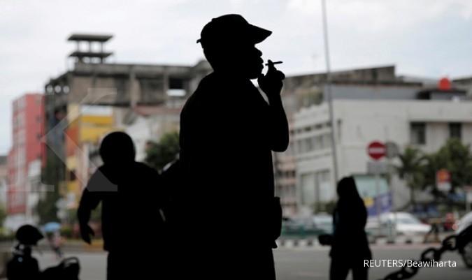Bungkus polos menohok ekspor rokok