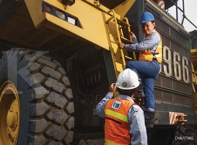 ITMG Harga batubara fluktuatif, Indo Tambang (ITMG) akan jaga proporsi produksi