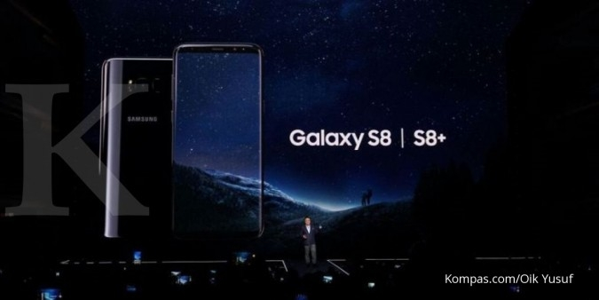 Samsung Galaxy S8 dan S8 Plus resmi meluncur