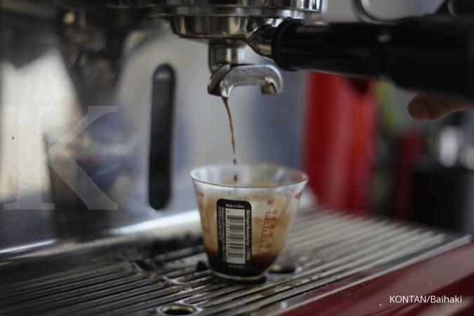 Mencicipi kopi Bondowoso di Kampung Kopi