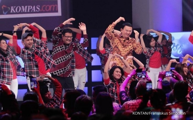 Latest Ahok-Djarot campaign ads draw criticism