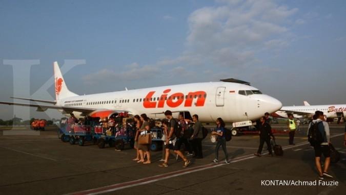Penumpang Lion Air melahirkan di pesawat