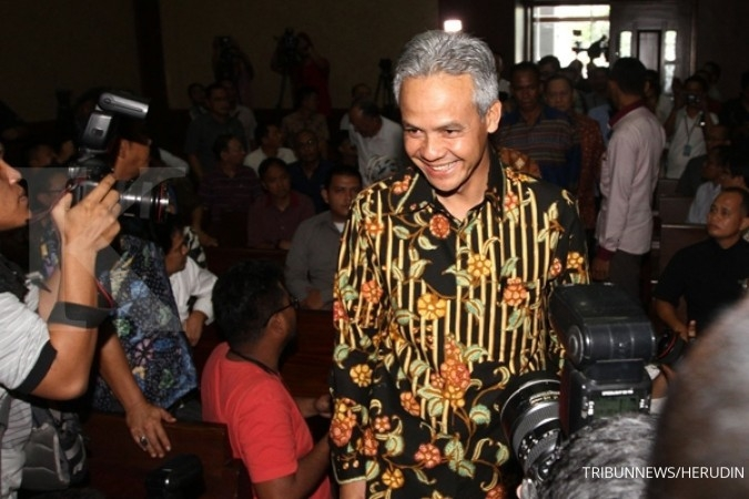 Ganjar Pranowo akan bersaksi di sidang e-KTP