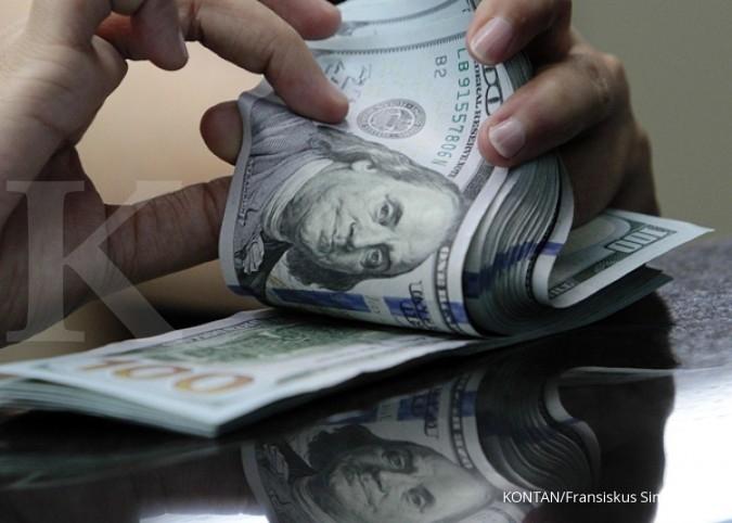Rupiah tak bertenaga ungguli dollar AS