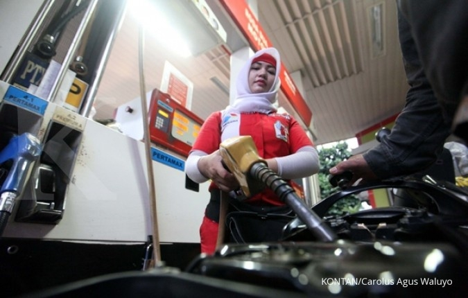 Wajib dispenser gas SPBU dilakukan bertahap
