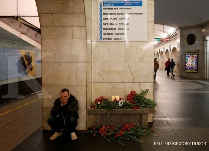 Jalilov, pria dibalik aksi bom St Petersburg