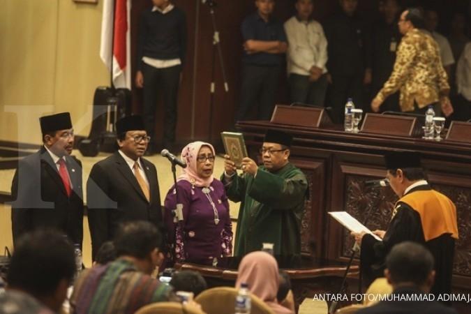 Alasan MA pandu sumpah jabatan pimpinan Baru DPD