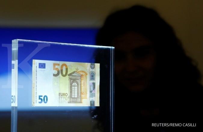 Didukung fundamental, euro ungguli yen