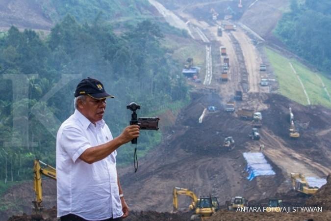 PUPR klaim pembangunan jalan tol lampaui target