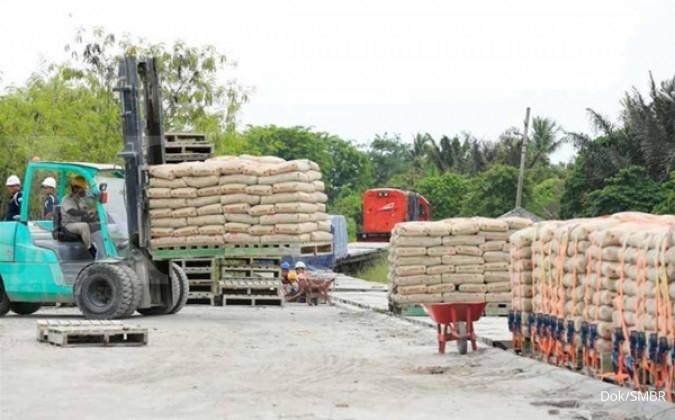 Pasar lesu, Semen Baturaja efisiensi biaya
