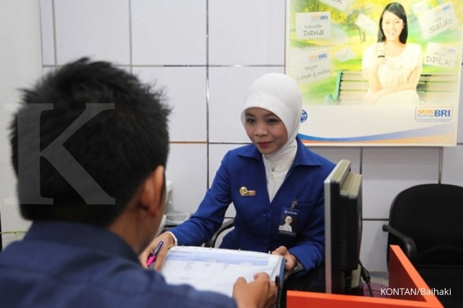 BRI incar fee based dari cash management