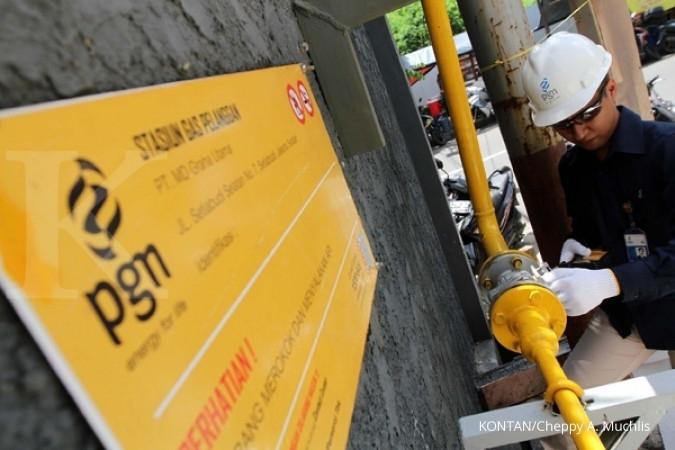 Terbukti monopoli di Medan, PGN didenda Rp 9,92 M