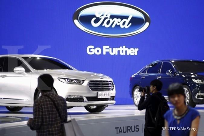 Ford pangkas gaji pegawai