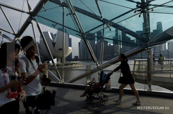 Populasi menua, ganjalan ekonomi Singapura