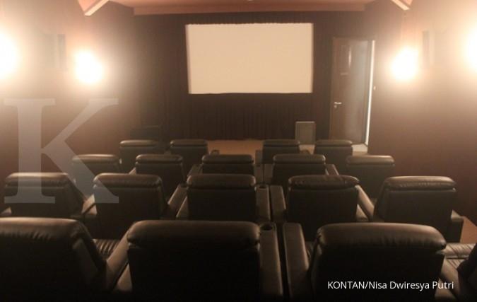 Potensi film layar lebar bioskop mini
