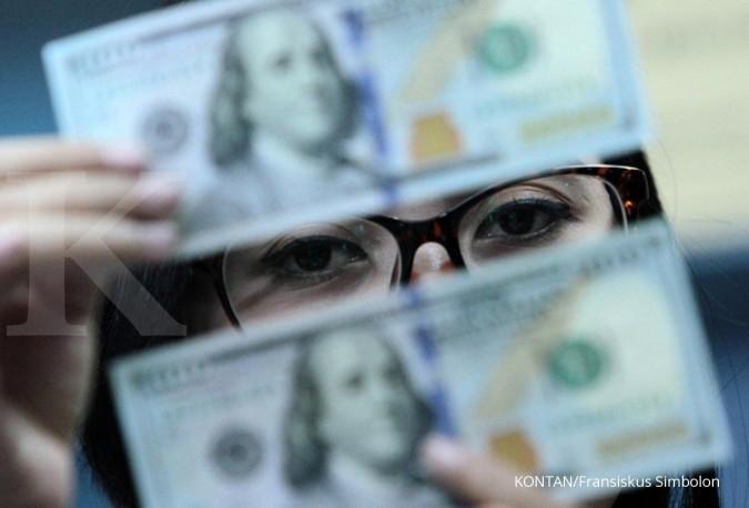 Rupiah menguat tipis ke 13.342 per dollar AS