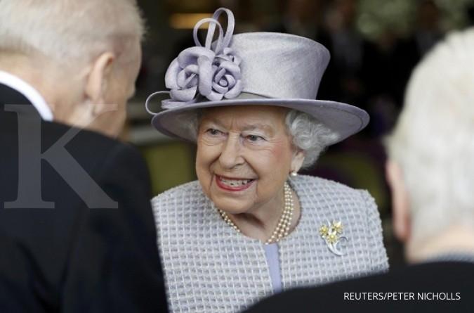 Simak 9 makanan pantangan Ratu Elizabeth II