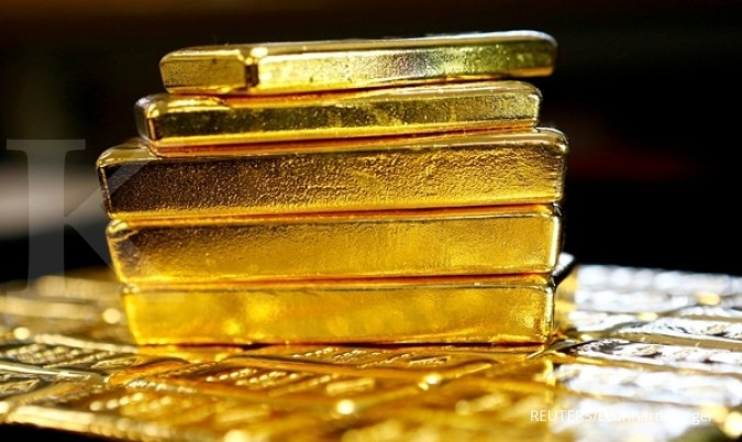 Dua bulan, India impor 600 kg emas Indonesia