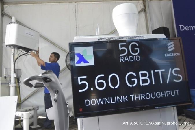 Pilkada DKI, trafik data XL naik 10%