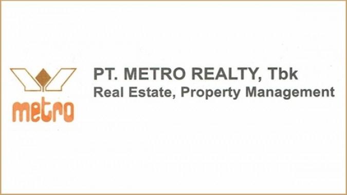 MTSM Rugi Metro Realty bertambah jadi Rp 4,17 miliar