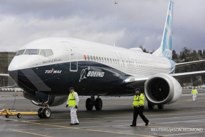 Potensi pasar Boeing 737 Max 10