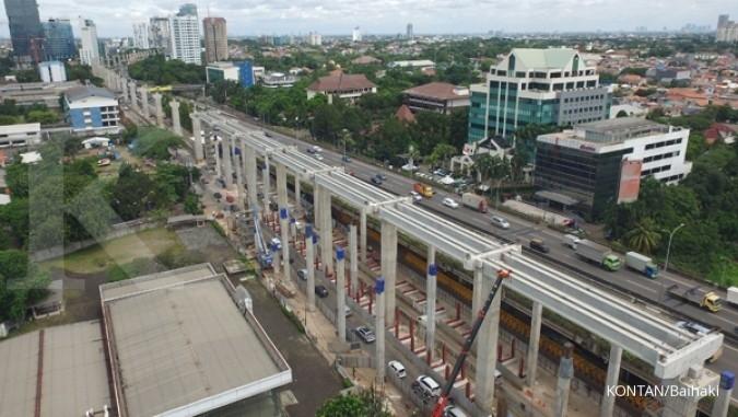 MRT Jakarta berwacana tambah jalur ke Serpong