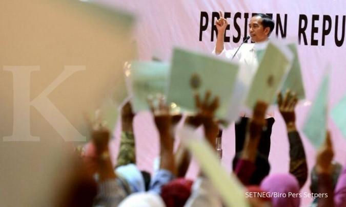 Jumat, Jokowi jalankan Program Ekonomi Berkeadilan