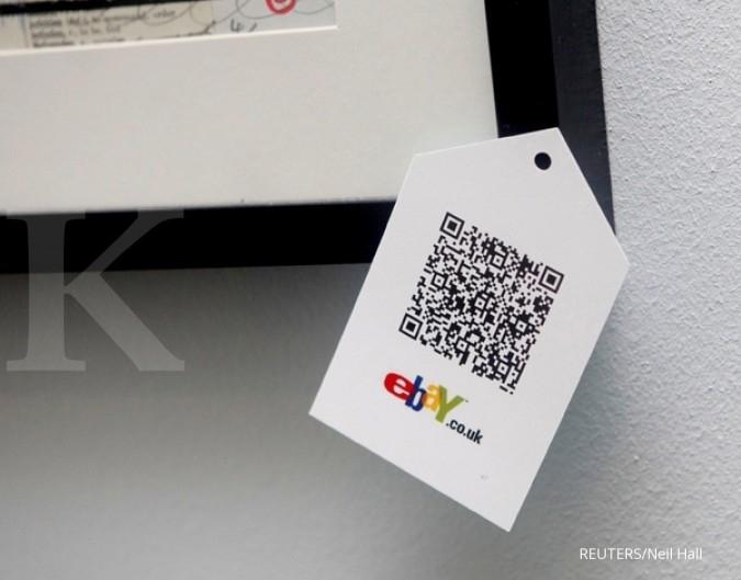 Toko online di eBay Eropa cetak jutaan euro