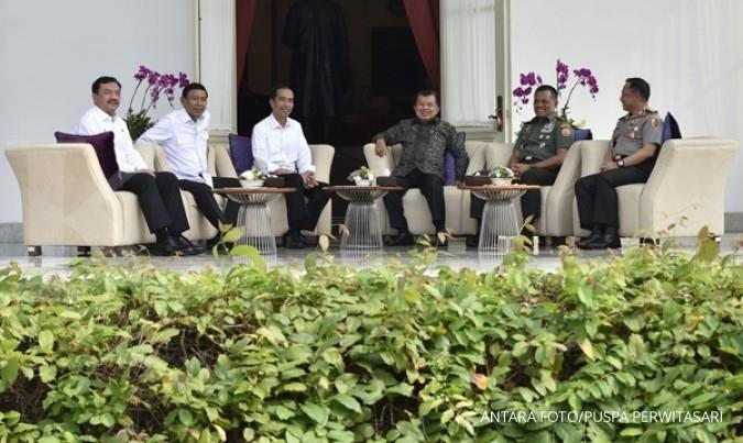 Jokowi: Jangan takut melawan intoleransi