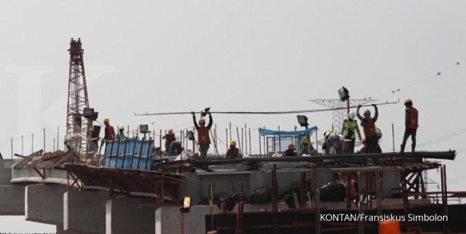 Laju sektor konstruksi masih terjaga