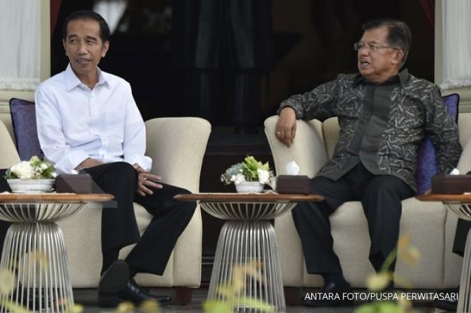 Jokowi, Kalla are fine, says Luhut