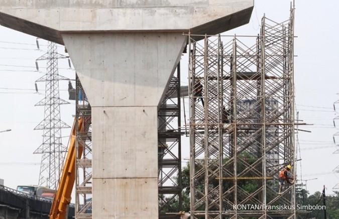 Langkah pembangunan infrastruktur masih tertatih